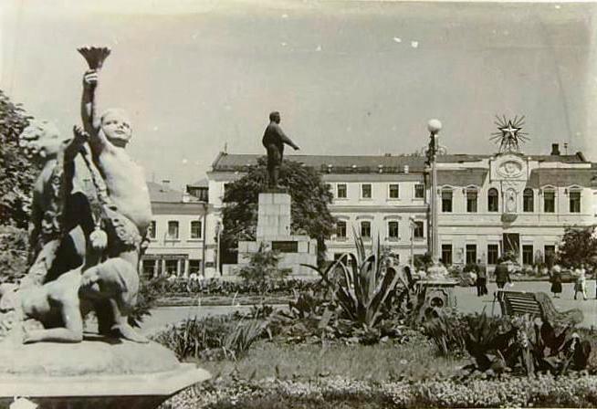 площадь Кирова, 1967