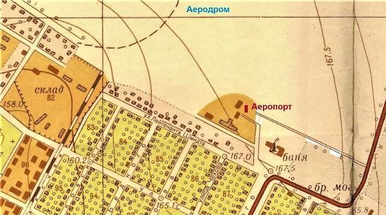 карта, 1960
