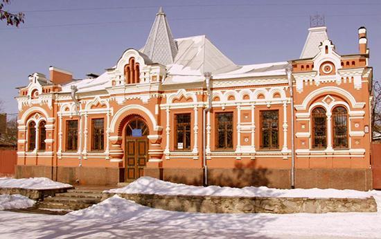 Художественно-мемориальный музей А.А. Осмеркина
