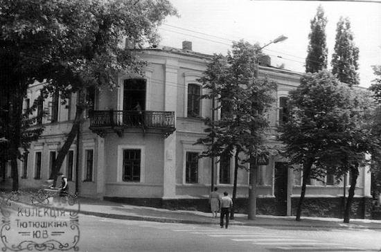 угол К.Маркса и Егорова