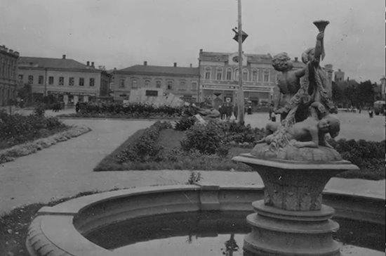 площадь Кирова, 1941
