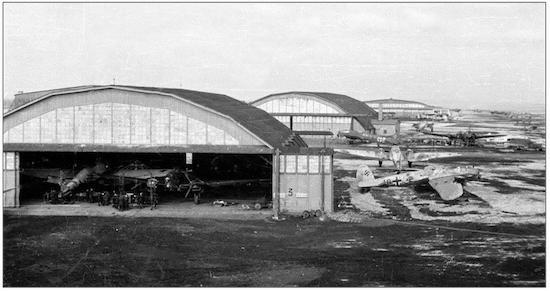аэродром 1942-1943