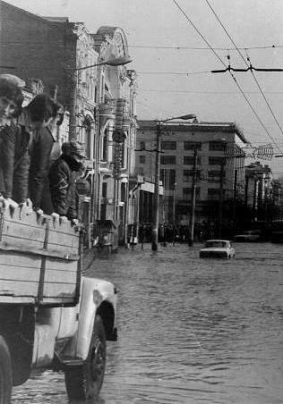 наводнение, 1980