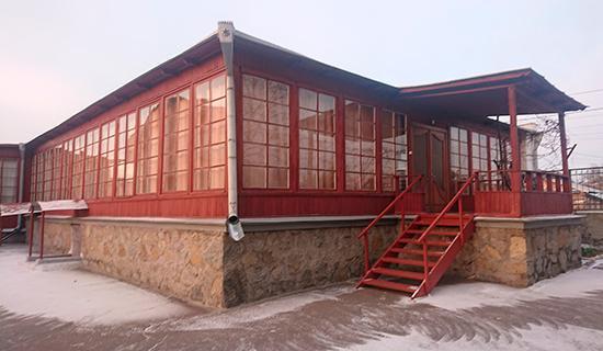 Литературно-мемориальный музей Кропивницкого